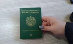 رتبه 86 ازبکستان در ردهبندی گذرنامههای جهان