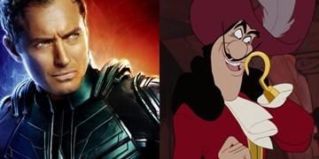 جود لا «کاپیتان هوک» میشود