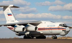ارسال کمک بشردوستانه روسیه به قزاقستان
