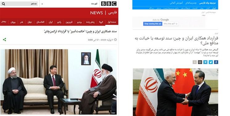 سنگاندازی در مسیر همکاری ایران و چین؛ از شایعه فروش کیش تا ورود نظامیان