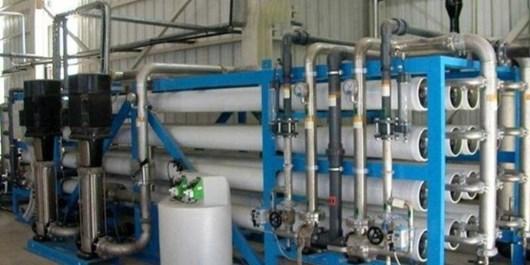 پیشرفت 80 درصدی آب شیرین کن «زیارت» در سیریک