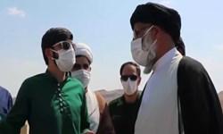 فیلم|بازدید سرزده نماینده ولی فقیه در خوزستان از منطقه محروم الوار