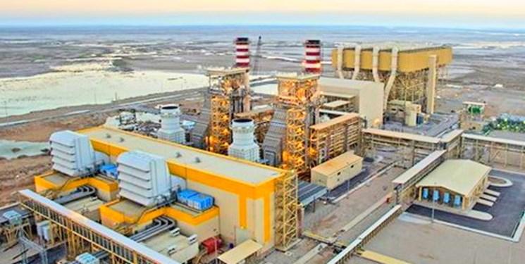 نیروگاه 340 مگاواتی قشم آماده بهرهبرداری است