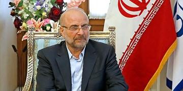 دیدار رئیس مجلس با خانواده روح الله رجایی/ اصحاب رسانه با مجاهدت از جان خود هزینه میکنند
