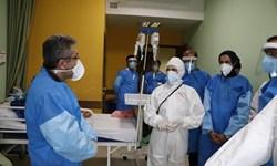 معاون درمان وزارت بهداشت: آمار ابتلا به کرونا در سه استان خراسان روند افزایشی دارد
