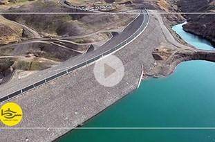 سرخط فارس  سی سال انتظار برای یک سد