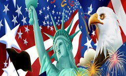چرا بعضی از آمریکاییان «آمریکایی تر» از بقیه به نظر می رسند