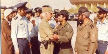 فرمانده اسبق نیروی هوایی ارتش دار فانی را وداع گفت