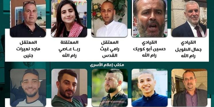 بازداشت اعضای ارشد حماس و جهاد اسلامی در کرانه باختری