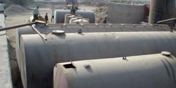 کشف دپو سوخت با 91 هزار لیتر گازوئیل قاچاق در سراوان