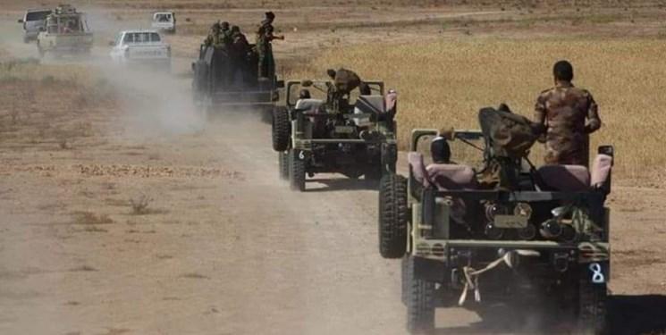دستاوردهای الحشد الشعبی در روز اولِ مرحله چهارم عملیات «ابطال العراق»
