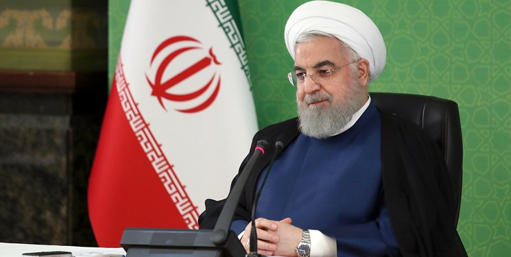 روحانی: مردم با رعایت مقررات بهداشتی مانع بروز موج جدید کرونا شوند