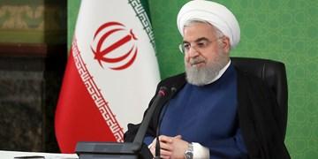 روحانی: دستاوردهای اصلی برجام هنوز محفوظ است/ دولت فعلی آمریکا معیار قضاوت نیست