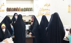 جهادیها، آستین خودکفایی را برای زنان «عین دو» بالا زدند