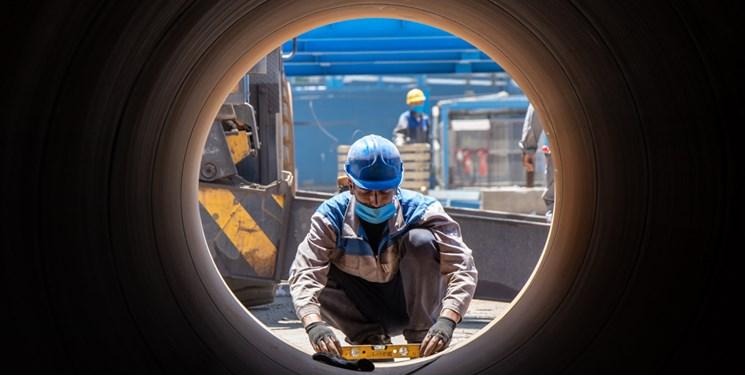آیین افتتاح طرحهای توسعهای مجتمع صنعتی ذوب آهن پاسارگاد