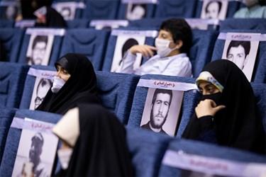 مراسم اجتماع مجازی دختران انقلاب در مجتمع فرهنگی هنری سرچشمه