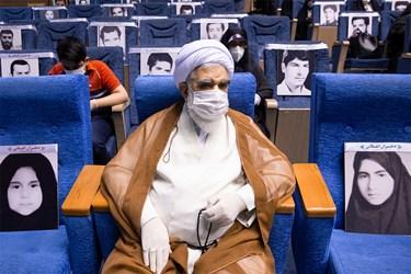 آیت الله اختری عضو مجلس خبرگان رهبری