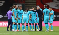 هفته سیوچهارم لیگ برتر انگلیس| تاتنهام با کمک VAR از شکست گریخت