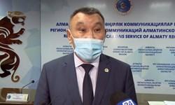 درگذشت پزشک ارشد استان «آلماتی» قزاقستان بر اثر ذات الریه