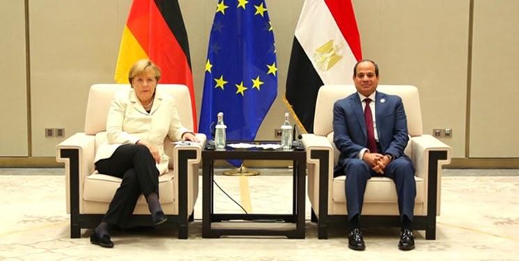 کارمند دفتر رسانهای مرکل به جاسوسی برای مصر متهم شد