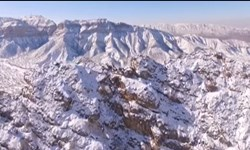 2 دقیقه همراه با طبیعت استان ایلام