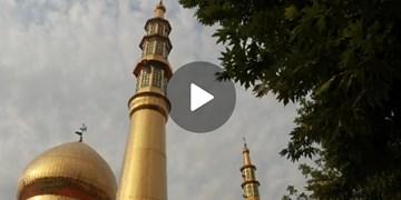فتوکلیپ| دعای ندبه در آستانهاشرفیه با رعایت پروتکلهای بهداشتی