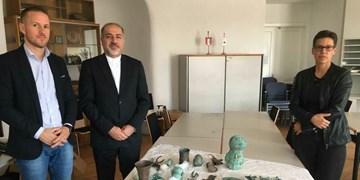اشیاء باستانی متعلق به ایران از اتریش به کشور بازگردانده میشود