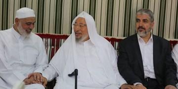 یوسف  القرضاوی خواستار تحریم رژیم صهیونیستی شد
