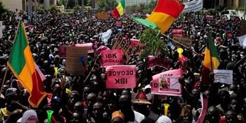 معترضان ساختمان رادیو  تلویزیون در پایتخت مالی را اشغال کردند