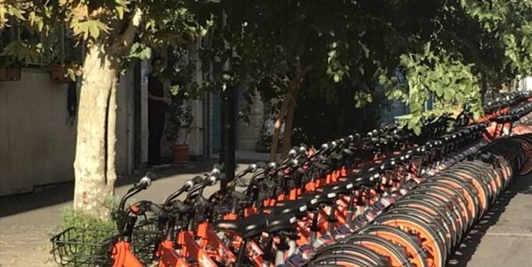 ابهامات مهم دوچرخههای هوشمند اشتراکی در شیراز