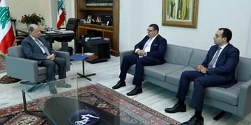 پیام مکتوب رئیسجمهور مصر به همتای لبنانی