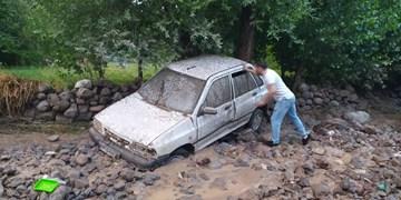 جزئیات جدید از خسارت سیل به 5 شهرستان آذربایجان شرقی