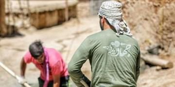 از کمک مؤمنانه تا بهسازی منزل فقرا در روزهای کرونایی/ «سپاه» پای کار حل مشکلات مردم قشم+فیلم