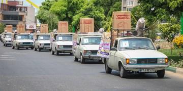 اهدای 32 سری جهیزیه به زوجهای نیازمند گلستانی