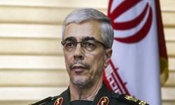 سرلشکر باقری: با حمایت مرجعیت و تلاش سردار سلیمانی داعش  نابود شد