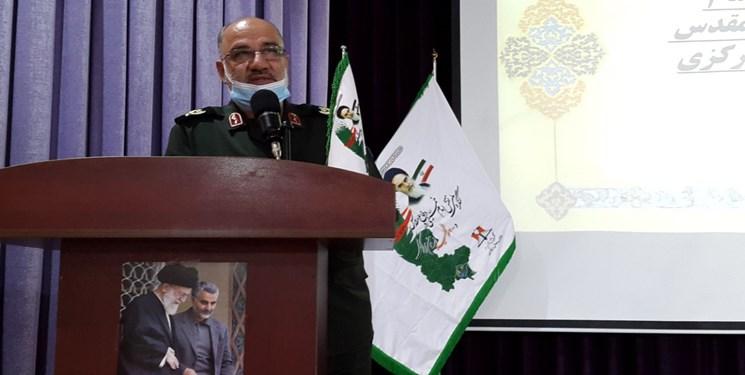 ادامه راه کنگره شهدای استان مرکزی یک تکلیف است