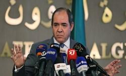 تاکید الجزائر بر دفاع از حقوق ملت فلسطین و مخالفت با طرح اشغال