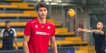 ملیپوش والیبال فرانسه به برلینوالی پیوست