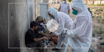 ابتلای 11 معتاد به کرونا در 3  مرکز ترک اعتیاد