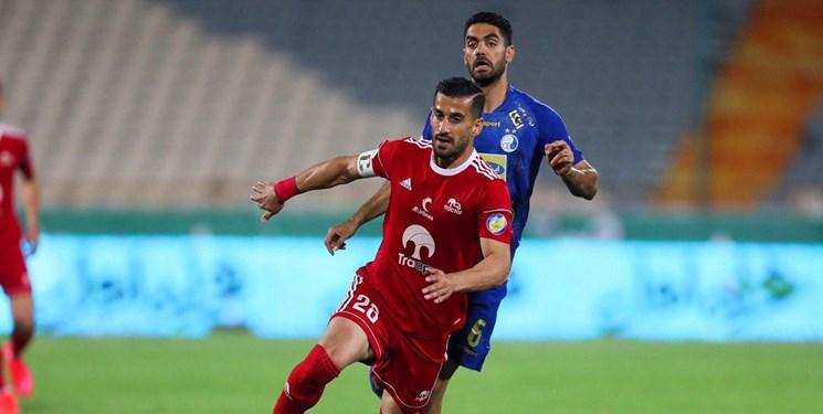 یک امتیاز حاصل تلاش تیمهای تبریزی برابر سرخابیهای پایتخت