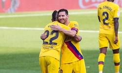 هفته سیوششم لالیگا| پیروزی بارسلونا در خانه وایادولید با رکوردزنی مسی