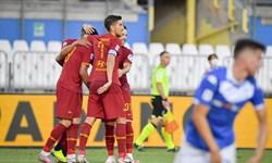 رکورد منفی رم در لیگ اروپا