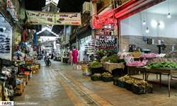 فروش نوشتافزار در بازار قزوین آغاز شد/ کالاهای اساسی در ثبات قیمت