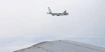 رهگیری هواپیمای جاسوسی آمریکا توسط جنگندههای روس روی دریای ژاپن