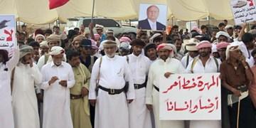 عزل یکی از شیوخ قبایل شرق یمن به دلیل همدستی با امارات و عربستان سعودی