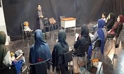 برگزاری کارگاه عروسکگردانی و صداپیشگی در قم
