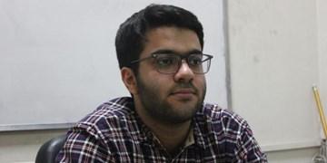 ارشا نامدار ایوبی مسئول بسیج دانشجویی دانشگاه امیرکبیر شد