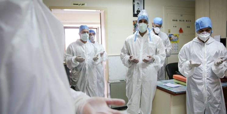 3 شهید و 70 پرسنل مبتلا به کرونا در بیمارستان بقیةالله/ افزایش استفاده از ماسک در بین مردم