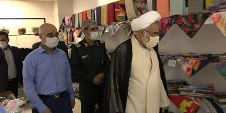 گشایش نمایشگاه عفاف و حجاب در بندرعباس