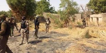 حملات تروریستی بوکوحرام  در نیجریه و کشته شدن بیش از 30 نظامی